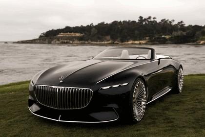 2017 Mercedes-Maybach Vision 6 cabriolet concept 15