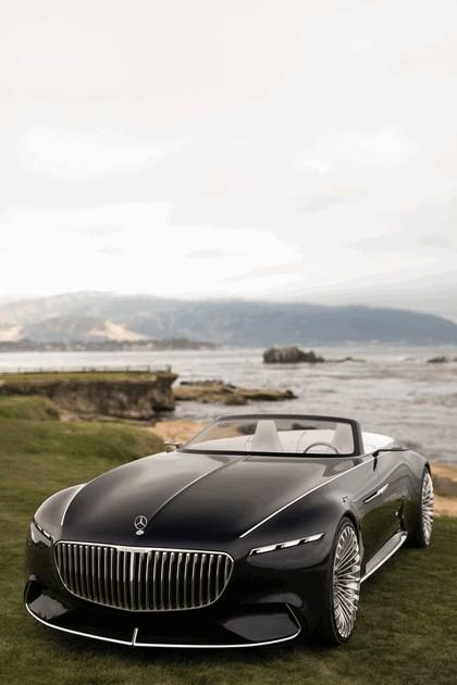 2017 Mercedes-Maybach Vision 6 cabriolet concept 16