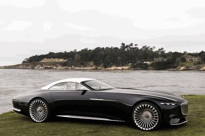 2017 Mercedes-Maybach Vision 6 cabriolet concept 22