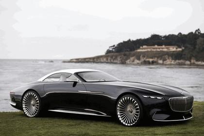 2017 Mercedes-Maybach Vision 6 cabriolet concept 23
