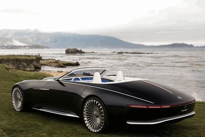 2017 Mercedes-Maybach Vision 6 cabriolet concept 26