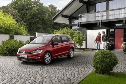 2017 Volkswagen Golf Sportsvan 4