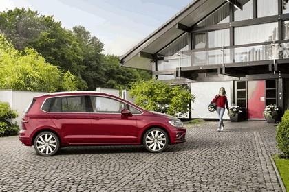2017 Volkswagen Golf Sportsvan 5