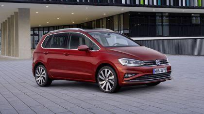 2017 Volkswagen Golf Sportsvan 9