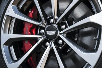 2018 Cadillac CTS-V Glacier Metallic 2