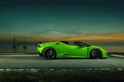 2017 Lamborghini Huracán LP 610-4 spyder by Novitec N-Largo 8