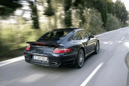 2007 Porsche 911 Turbo 3