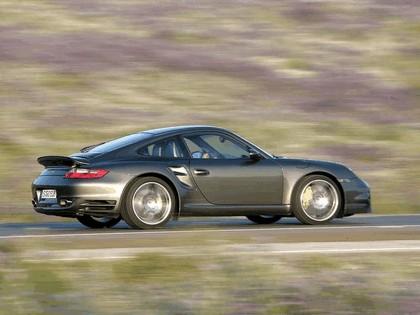 2007 Porsche 911 Turbo 5