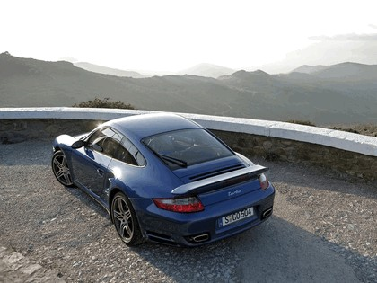 2007 Porsche 911 Turbo 8