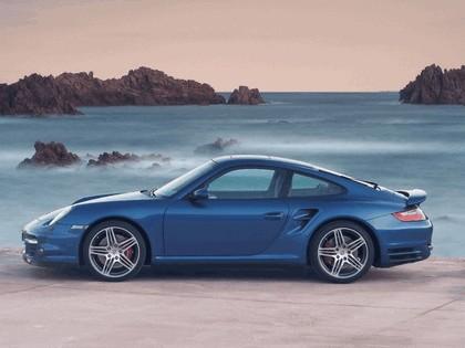 2007 Porsche 911 Turbo 9