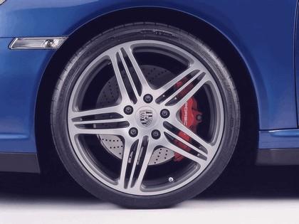 2007 Porsche 911 Turbo 13
