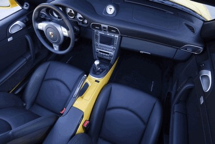2007 Porsche 911 Turbo 16