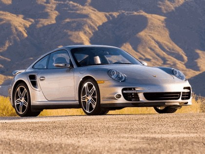 2007 Porsche 911 Turbo 22
