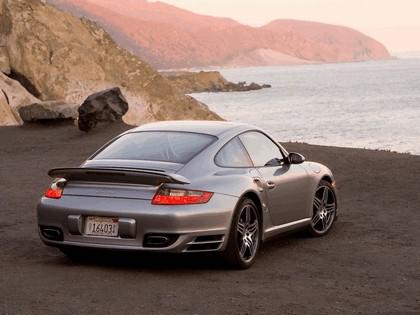 2007 Porsche 911 Turbo 23