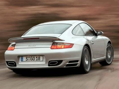 2007 Porsche 911 Turbo 27