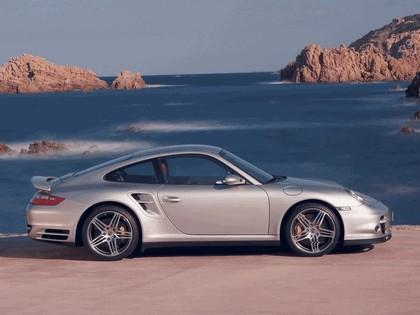 2007 Porsche 911 Turbo 31
