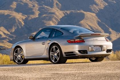 2007 Porsche 911 Turbo 34