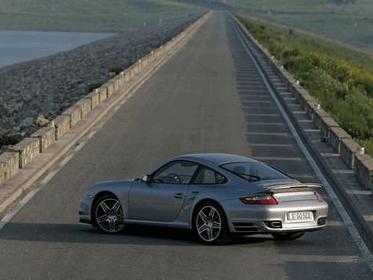2007 Porsche 911 Turbo 38