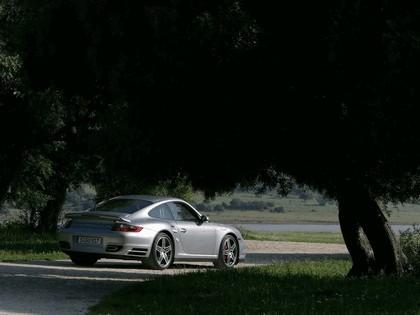 2007 Porsche 911 Turbo 40