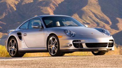 2007 Porsche 911 Turbo 4