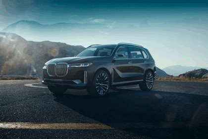2017 BMW Concept X7 iPerformance 1