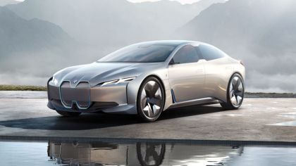 2017 BMW i Vision Dynamics 3