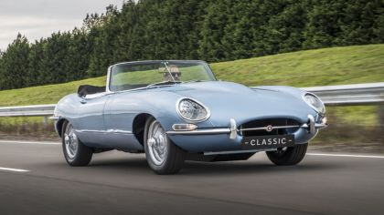 2017 Jaguar E-type Zero 6