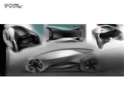 2017 Jaguar Future-Type concept 8