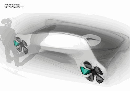 2017 Jaguar Future-Type concept 11