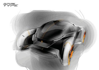 2017 Jaguar Future-Type concept 12