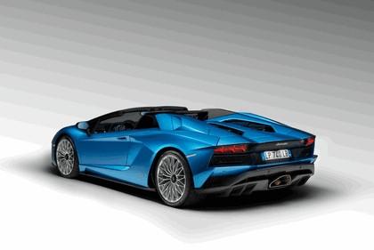 2017 Lamborghini Aventador S Roadster 12