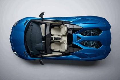 2017 Lamborghini Aventador S Roadster 16