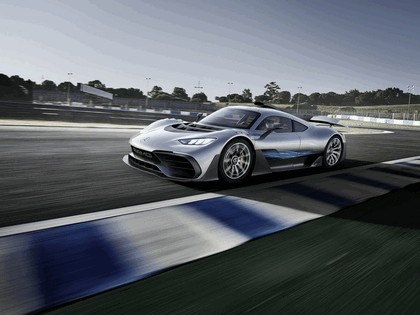 2017 Mercedes-AMG Project ONE 1