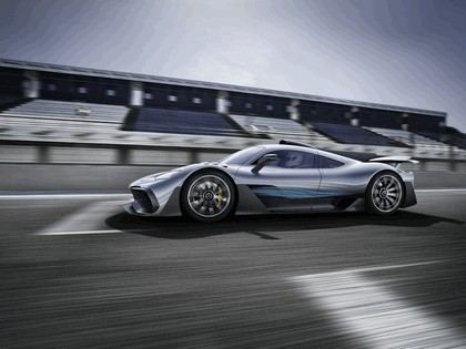 2017 Mercedes-AMG Project ONE 2