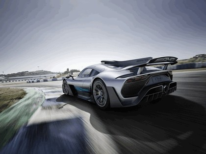 2017 Mercedes-AMG Project ONE 3