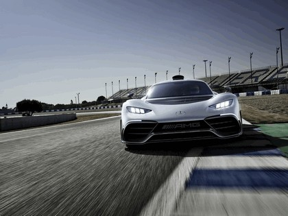 2017 Mercedes-AMG Project ONE 4
