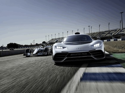 2017 Mercedes-AMG Project ONE 5