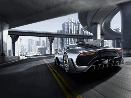 2017 Mercedes-AMG Project ONE 8