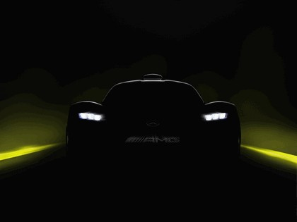 2017 Mercedes-AMG Project ONE 12