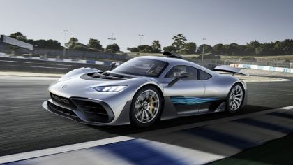 2017 Mercedes-AMG Project ONE 7