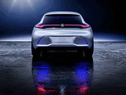 2017 Mercedes-Benz Concept EQA 6