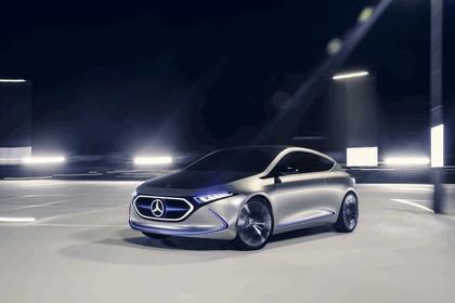 2017 Mercedes-Benz Concept EQA 11