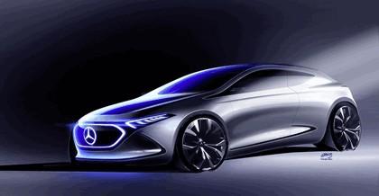 2017 Mercedes-Benz Concept EQA 15