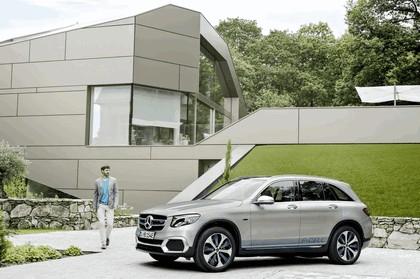 2017 Mercedes-Benz GLC F-Cell 1