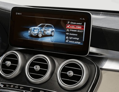 2017 Mercedes-Benz GLC F-Cell 24