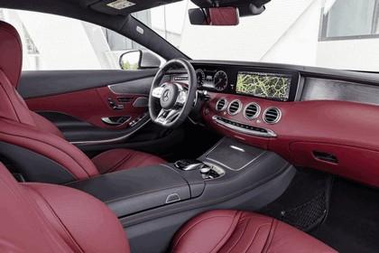 2017 Mercedes-Benz S-klasse coupé 12
