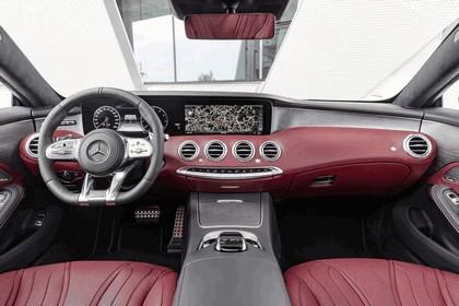 2017 Mercedes-Benz S-klasse coupé 13