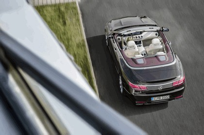 2017 Mercedes-Benz S-klasse cabriolet 3