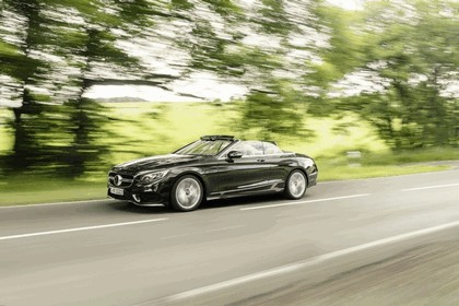 2017 Mercedes-Benz S-klasse cabriolet 8
