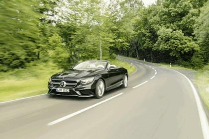 2017 Mercedes-Benz S-klasse cabriolet 9